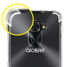 Load image into Gallery viewer, AMZER Pudding TPU Soft Skin X Protection Case for Alcatel Idol 4 Pro - Clear - fommystore