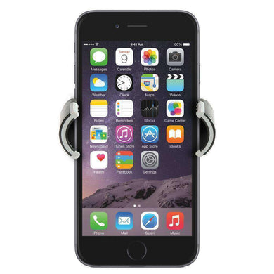 Universal Swiveling Air Vent Car Mount 360° Rotable Smartphone Holder - Black - fommystore