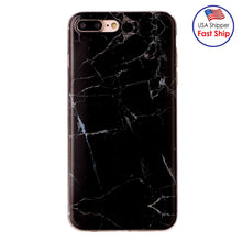 Load image into Gallery viewer, Marble IMD Soft TPU Protective Case for iPhone 7 Plus