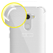 Load image into Gallery viewer, AMZER Pudding TPU Soft Skin X Protection Case - Crystal Clear for Alcatel A3 - fommystore