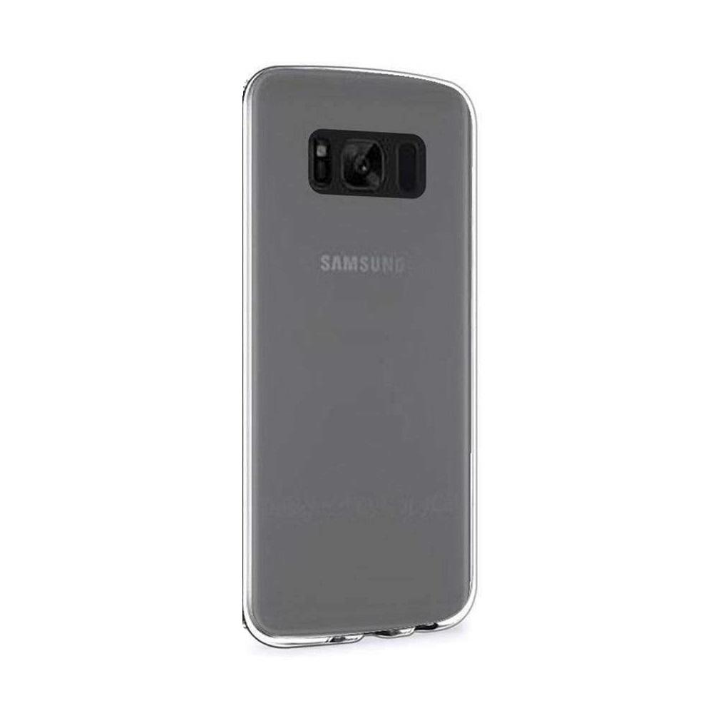 Crystal Transparent TPU Case - Clear for Samsung Galaxy S8 Plus - fommystore