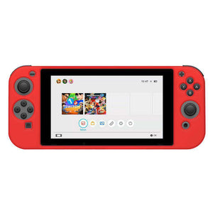 AMZER Shockproof Silicone Skin Jelly Case for Nintendo Switch - fommystore
