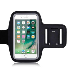 Load image into Gallery viewer, Universal Ultra Slim Adjustable Sports Armband Workout Case With Key Holder