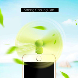 Mini Cooler Fan USB Type C Compatible Devices - fommystore