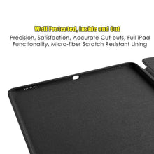 Load image into Gallery viewer, AMZER Shell Portfolio Case Leather Texture for Apple iPad Air 10.5 2019/ Apple iPad Pro 10.5