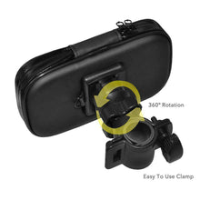 Load image into Gallery viewer, Weather Resistant 360° Rotable Bike Bicycle Handlebar Mount - Black - fommystore