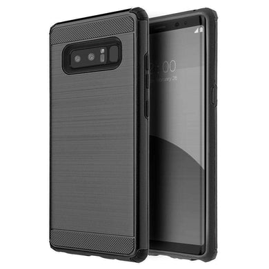 Hybrid Anti Shock Armor Case - Black for Samsung Galaxy Note8 SM-N950U - fommystore