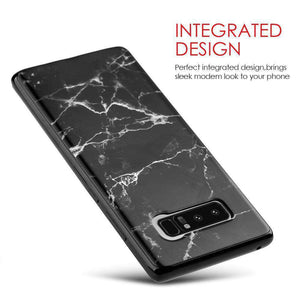Marble IMD Soft TPU Protective Case for Samsung Galaxy Note8 SM-N950U - fommystore