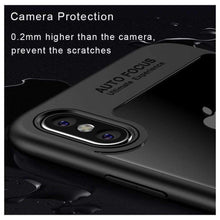 Load image into Gallery viewer, Protection Back Case for iPhone X  | fommy