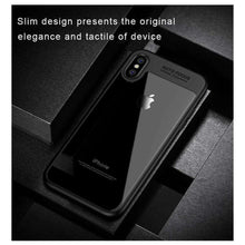 Load image into Gallery viewer, AMZER® Bare Hands Hybrid Protection Back Case for iPhone X/ iPhone Xs