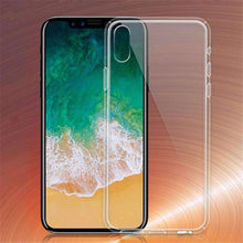 Load image into Gallery viewer, Protective TPU Case - Crystal Clear for iPhone X/ iPhone Xs - fommystore