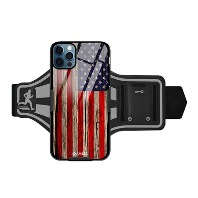 AMZER Jogging Gym Armband Workout Shellster Case For iPhone 8 Plus - fommystore