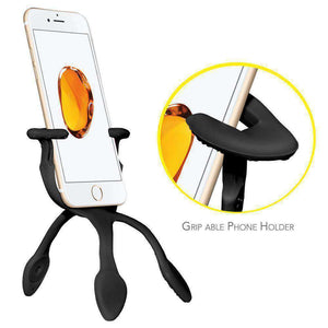 Flexible Gekko Mount & Tripod for Smartphone Camera and Tablet - fommystore