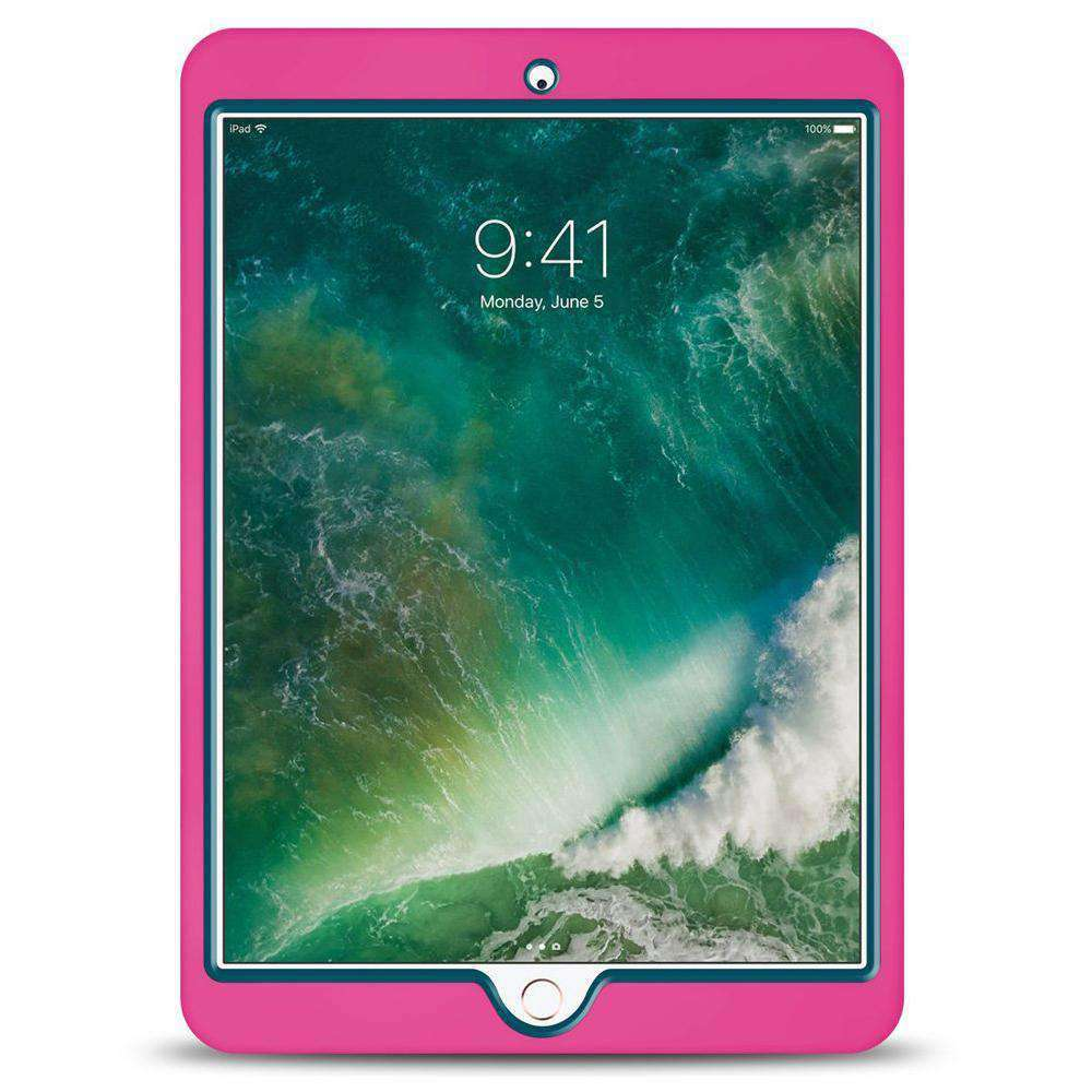 Rugged Shockproof Armor Dual Layer Hybrid Case for Apple iPad 9.7 - fommystore