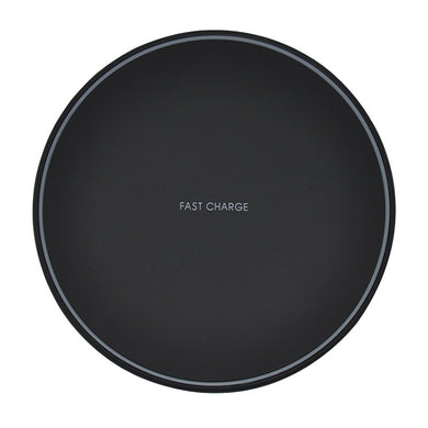 Fast Qi Wireless Charging Pad With Anti Slip Rubber - fommystore