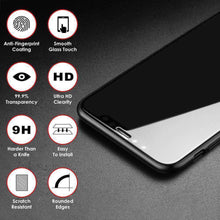 Load image into Gallery viewer, AMZER Kristal Tempered Glass HD Edge2Edge Protector for iPhone X/ iPhone Xs - Clear - fommystore