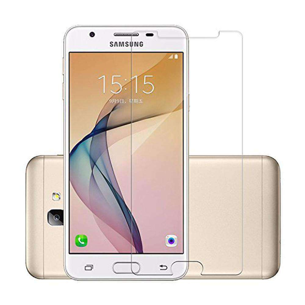 AMZER Kristal Tempered Glass HD Screen Protector for Galaxy J7 Prime - Clear - fommystore
