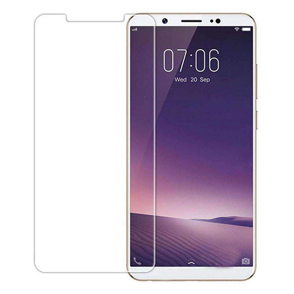 AMZER Kristal Tempered Glass HD Screen Protector for Vivo V7 - Clear - fommystore
