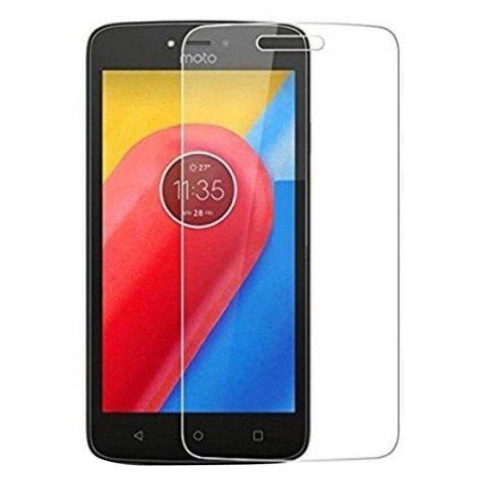 AMZER Kristal Tempered Glass HD Screen Protector for Moto C Plus - Clear - fommystore