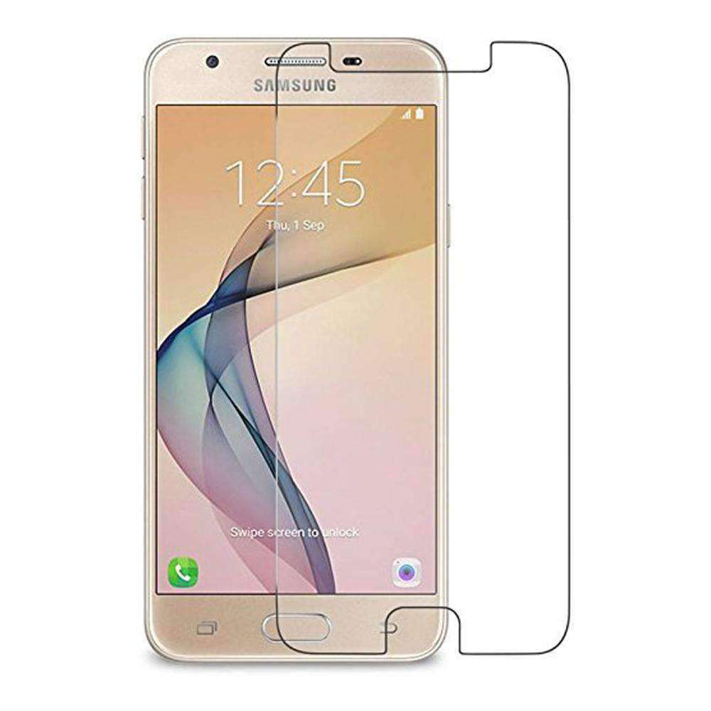 AMZER Kristal Tempered Glass HD Screen Protector for Galaxy J7 Max - Clear - fommystore