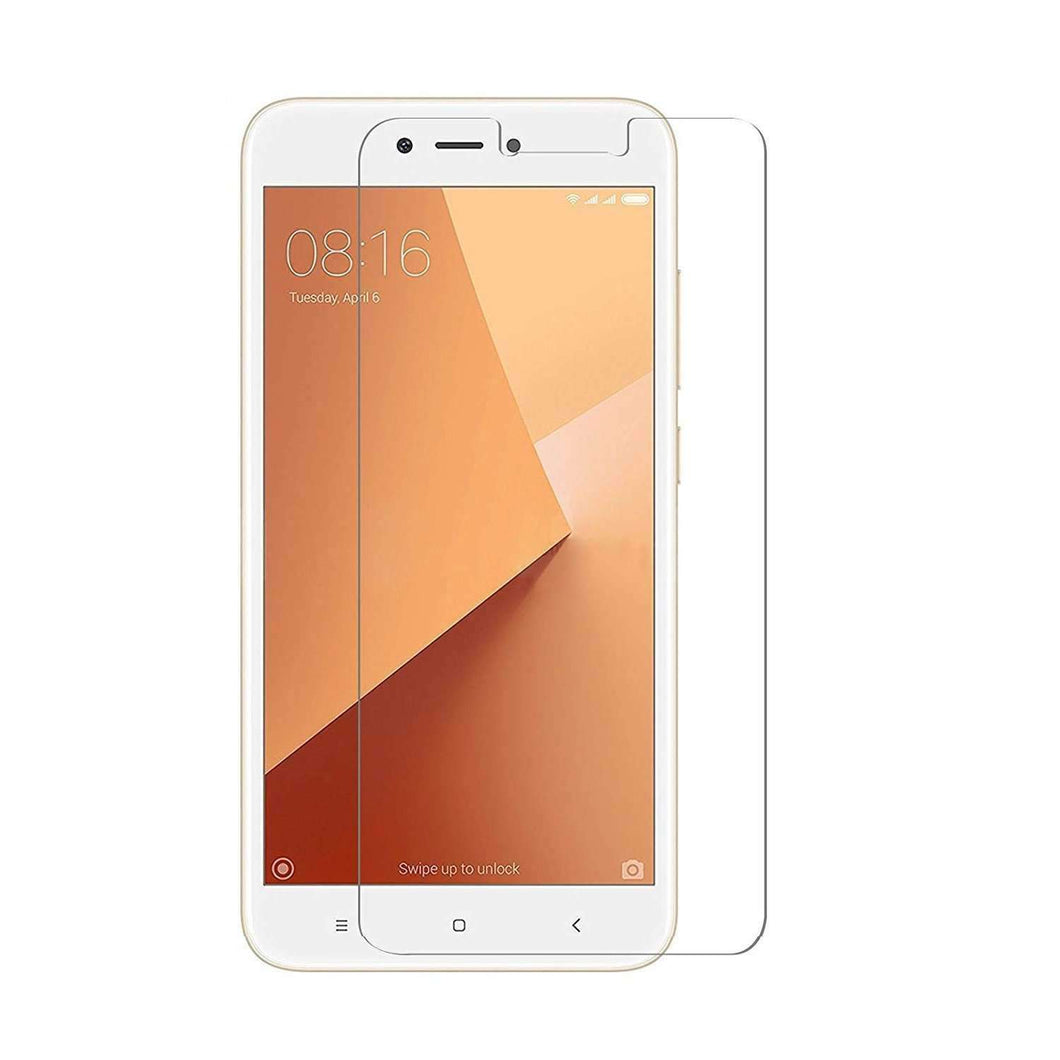 AMZER Kristal Tempered Glass HD Screen Protector for Redmi Y1 Lite - Clear - fommystore