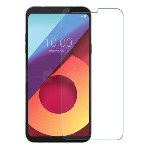 AMZER Kristal Tempered Glass HD Screen Protector for LG Q6 - Clear - fommystore