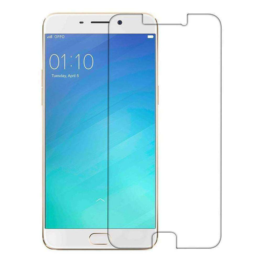 AMZER Kristal Tempered Glass HD Screen Protector for OPPO F1s - Clear - fommystore