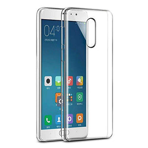AMZER Premium Flex TPU Skin Cover - Clear for Xiaomi Redmi Note 4 - fommystore