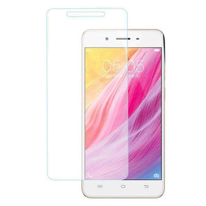 AMZER Kristal Tempered Glass HD Screen Protector for Vivo Y55 - Clear - fommystore