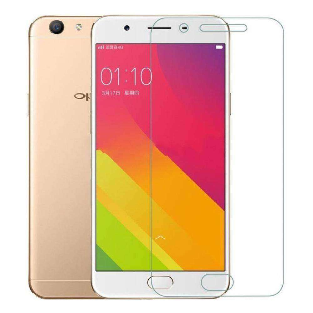 AMZER Kristal Tempered Glass HD Screen Protector for OPPO A57 - Clear - fommystore