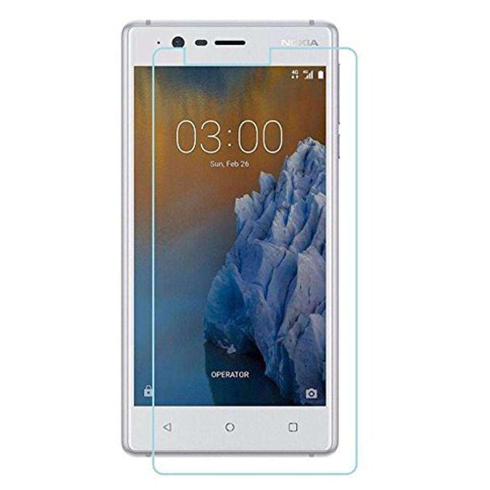 AMZER Kristal Tempered Glass HD Screen Protector for Nokia 2 - Clear - fommystore