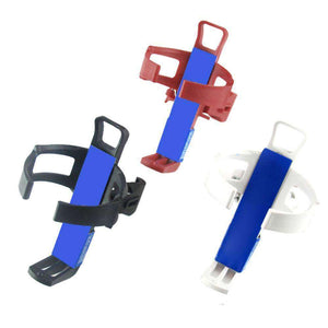 Rotatable Universal Plastic Portable Drinking Cup Water Bottle Cage Holder Bottle Carrier Bracket Stand for Bike - fommystore
