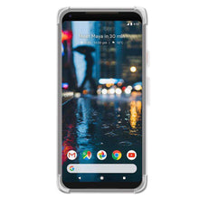Load image into Gallery viewer, AMZER Pudding TPU Soft Skin X Protection Case for Google Pixel 2 XL - Clear - fommystore