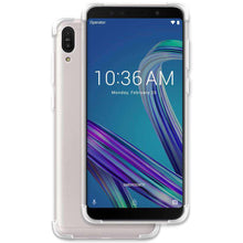 Load image into Gallery viewer, AMZER Pudding TPU Skin X Protection Case for Asus Zenfone Max Pro M1 - Clear - fommystore