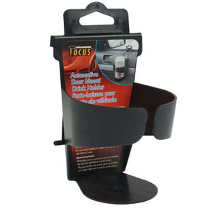 Vehicle Beverage Holder/Vehicle Cup Holder - Black - fommystore