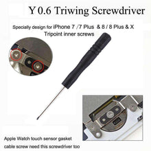 Load image into Gallery viewer, 9 in 1 Disassembly 4 Screwdriver + 2 Teardown Rods + 1 Chuck + 2 Triangle Slices - fommystore