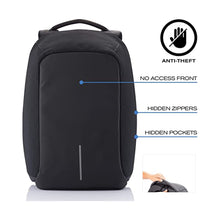 Load image into Gallery viewer, Multi-Function Large Capacity Travel Anti-theft Security Laptop Bag with External USB Charging Inte