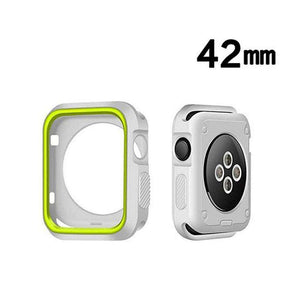 AMZER Candy Skin Cover for Apple Watch 42mm for Apple Watch Series 1,2,3 - fommystore