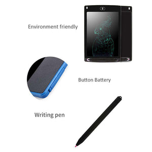 8.5 inch LCD Writing Tablet Electronic Handwriting Graphics Board Draft Paper With Writing Pen - fommystore