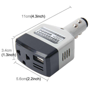 Mobile Power Connector on Car Power USB Converters DC 12 - 24V - fommystore