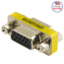 Load image into Gallery viewer, VGA 15Pin Male to VGA 15Pin Female adapter | fommy
