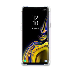 AMZER Pudding TPU Soft Skin X Protection Case for Samsung Galaxy Note9 - Clear - fommystore