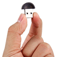 Load image into Gallery viewer, AMZER® Driveless Bluetooth USB Dongle (Adapter) With CSR Chip,Plug & Play - Black - fommystore