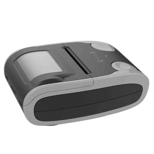 QS-5806 Portable 58mm Bluetooth POS Receipt Thermal Printer - Grey - fommystore