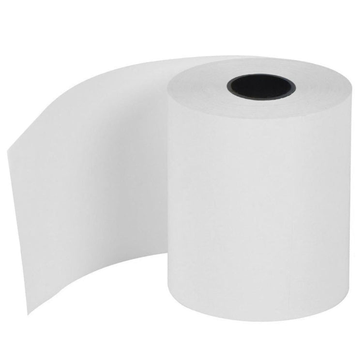 5 PCS 58mm 57*30mm 0.03mm Thickness Thermal Paper - fommystore