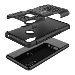 Hybrid double layer Case for Asus Zenfone Max Pro