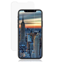 Load image into Gallery viewer, Case Friendly 2.5D Curved Anti Shatter Scratch and Impact Resistant 0.3MM Tempered Glass Screen Protector for iPhone Xs Max/ iPhone 11 Pro Max - Clear - fommystore