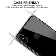 Load image into Gallery viewer, 2.5D Curved Back Tempered Glass HD Screen Protector for iPhone Xs Max - Clear - fommystore