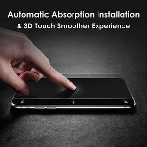 Case Friendly 2.5D Curved Anti Scratch & Impact Resistant Tempered Glass Screen Protector for iPhone Xs Max/ iPhone 11 Pro Max - Clear - fommystore