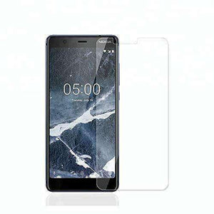 AMZER Kristal Tempered Glass HD Screen Protector for Nokia 5.1 - Clear - fommystore